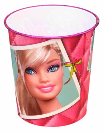 Barbie Moves To The Trailer Park