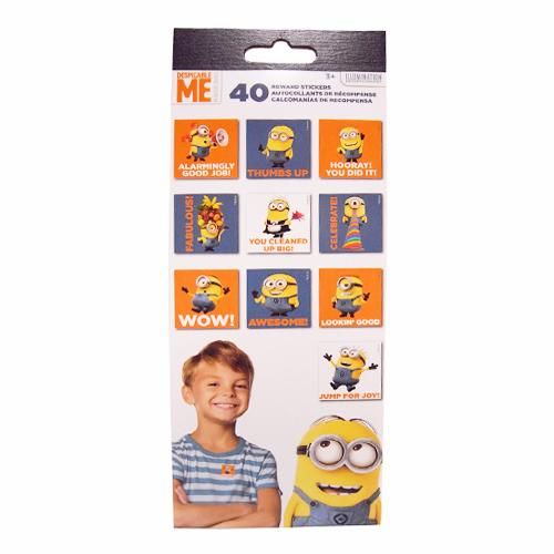 Minion 40 sticker 10561 k