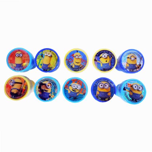 Minion moyashimon mini stamp set 10 pieces set 10,659 k