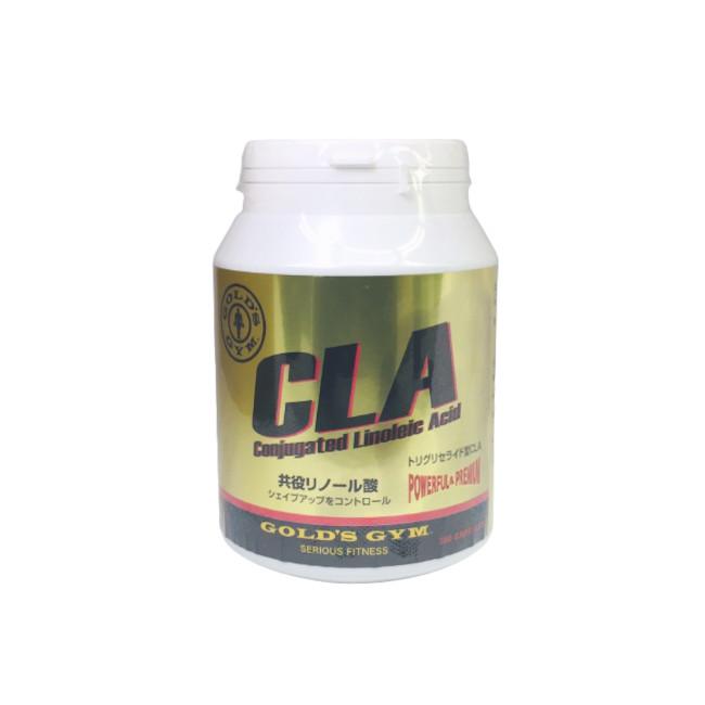 【あす楽】 ゴールドジム CLA 共役リノール酸 360粒 『5』