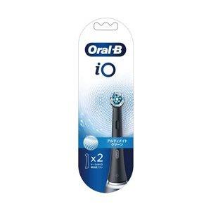歯ぐきのキワや磨きにくい歯間までしっかりと磨きたい方に 送料無料 BRAUN アルティメイトクリーンブラック替ブラシ2本 即納最大半額 ブラウン お気に入り IORBCB-2EL
