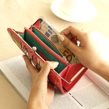 Jocomomola de Sybilla hokomomoradeshibira小钱包长钱包坎波5388004