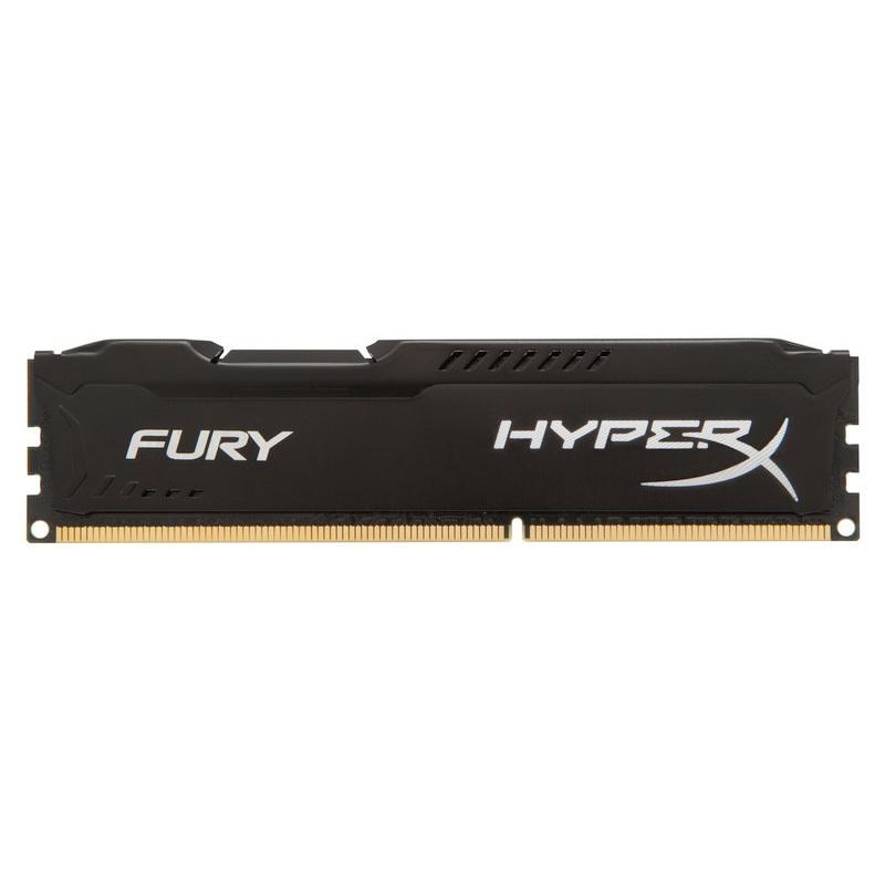 【全品ポイント2倍!】キングストン HyperX FURY Black 8GB 1866MHz DDR3L CL11 DIMM 240pin 1.35V HX318LC11FB/8 クリスマスプレゼント