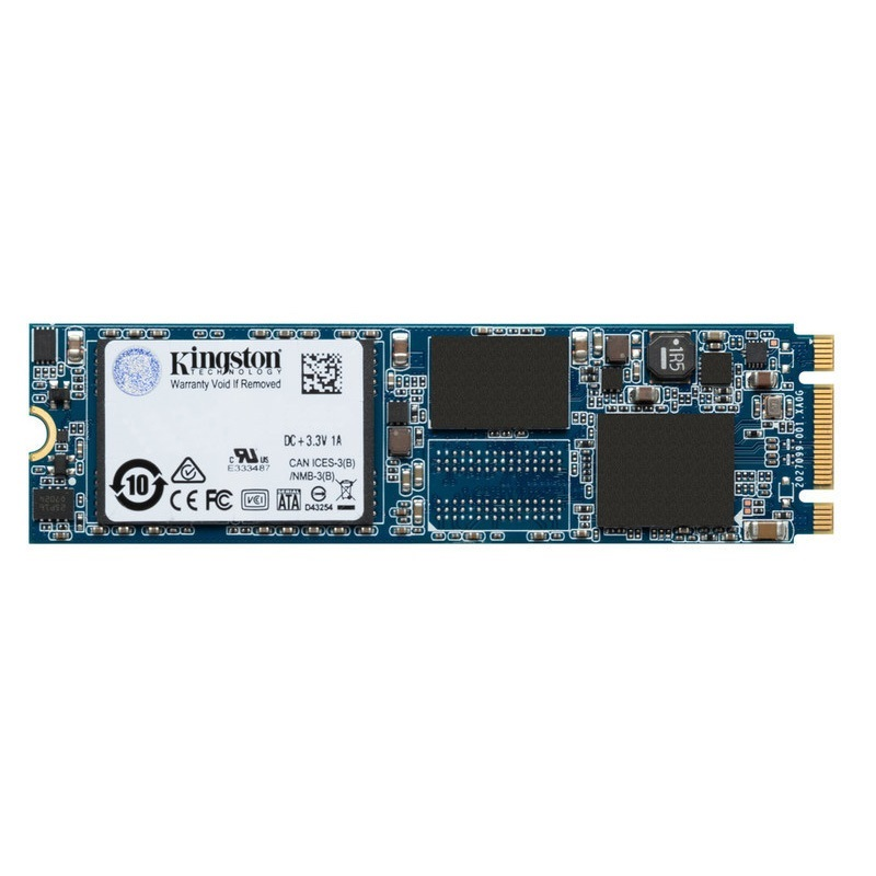 キングストン SSDドライブ UV500 SSD M.2(2280) ケースレス 960GB SATA3.0 SUV500M8/960G Kingston