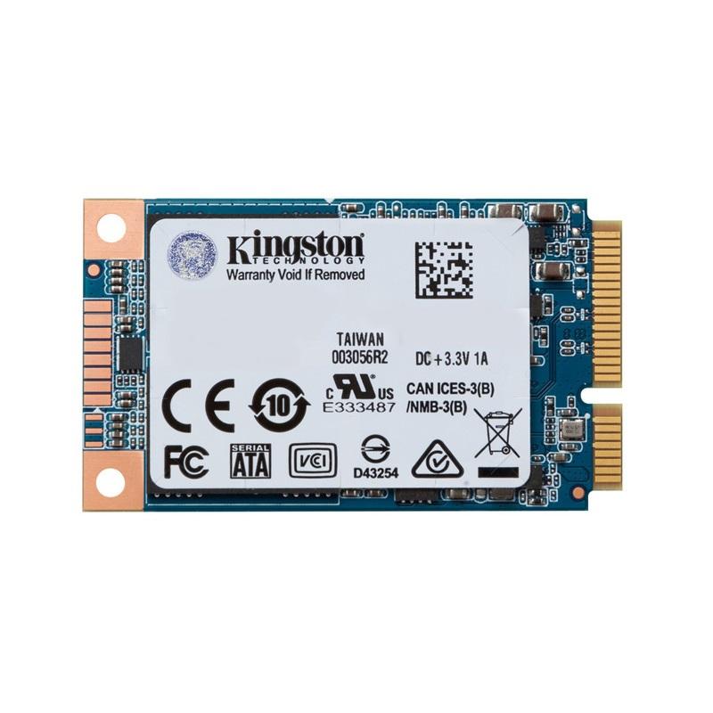 キングストン SSDドライブ UV500 SSD mSATA ケースレス 480GB mSATA SATA3.0 SUV500MS/480G
