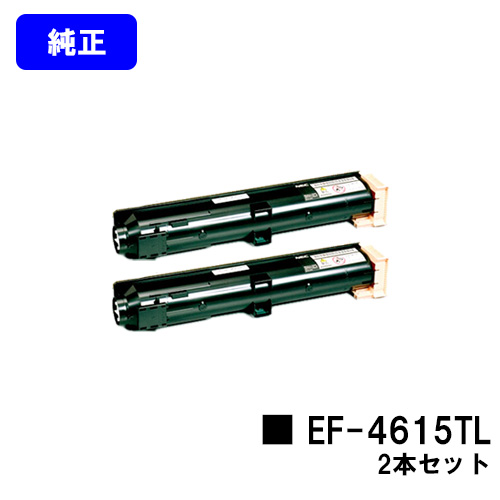 NEC トナーカートリッジ EF-4615TL(NG-155360-001)お買い得2本セット【純正品】【翌営業日出荷】【送料無料】【NEFAX IP3000/3100/4000/4100/5000/5100/6000/6050CS/6100CS/8000】