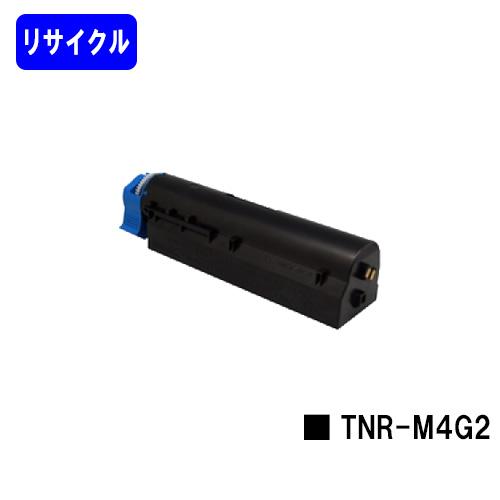 OKI トナーカートリッジ TNR-M4G2【リサイクルトナー】【リターン品】【送料無料】【COREFIDO B432dnw】※使用済みカートリッジが必要です