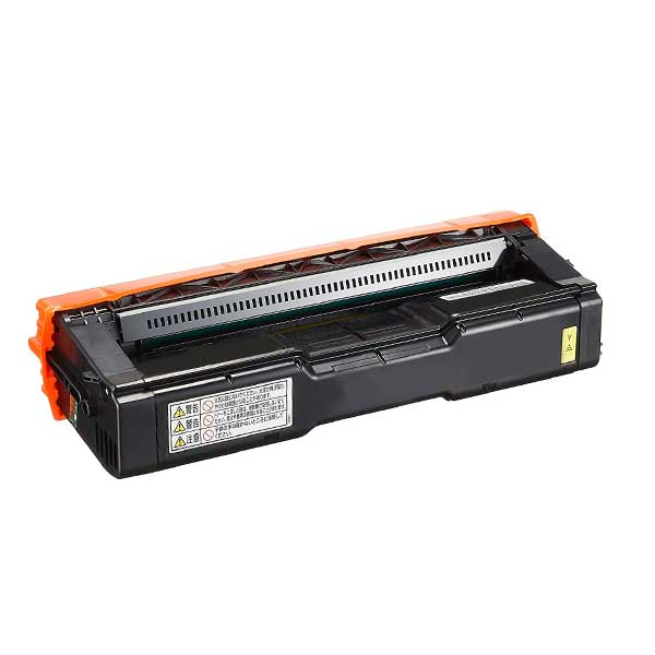 リコー用 SPトナーカートリッジC200 リサイクルトナー (600571) 【メーカー直送品】 イエロー