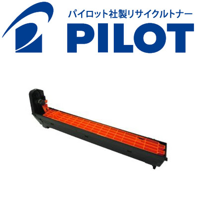 沖電気用(OKI用) ID-C3KM パイロット社製リサイクルドラム 【メーカー直送品】 マゼンタ
