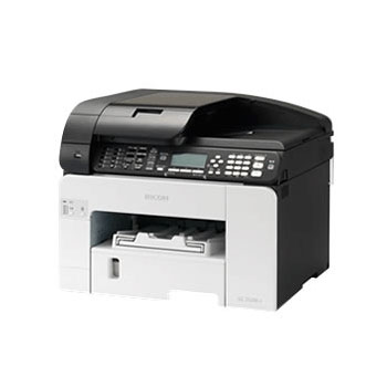 RICOH A4 gel jet (GELJET) printer composition machine (deferment model  printer mounted with battery) SG 3120B SF (515858)