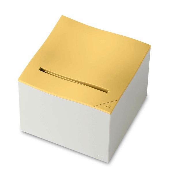【創業50年セール】NEOPOP JAPAN 粘着式メモプリンター nemonic NIC003 イエロー(sb) 【メール便不可】【送料無料】【あす楽対応】