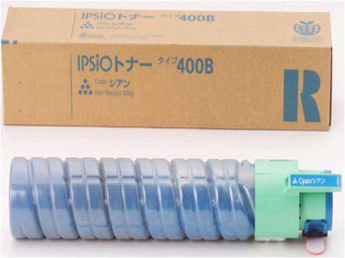 リコー用 イプシオトナー タイプ 400B リサイクルトナー シアン (636670) 【メーカー直送品】 IPSiO CX400/IPSiO SP C411/IPSiO SP C411-ME