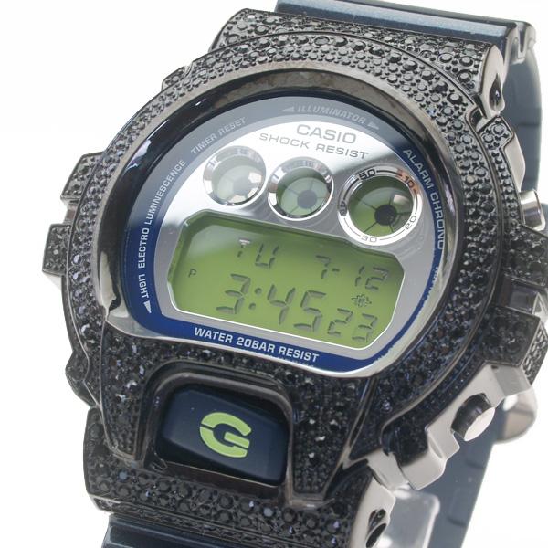CASIO カシオ G-SHOCK 当店限定デコレーションベゼル仕様 DW-6900SB-PTCL(sb) ブラック