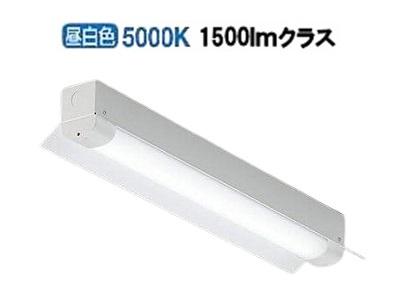 セール特価 未使用 大光電機 LED軒下用ベースライトDOL5384WW工事必要