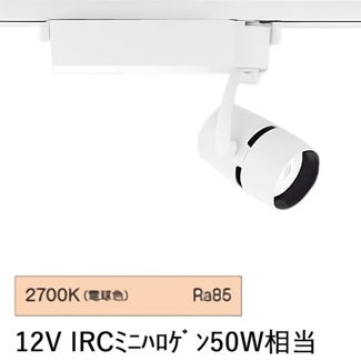 遠藤照明ダクトレール用スポットライトERS4371WB