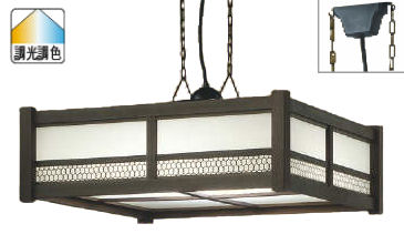 コイズミ照明 LED和風ペンダントAP47448L