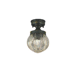 コイズミ照明 LED軒下用シーリングAU42433L