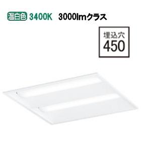 オーデリックLED埋込型ベースライト非調光XD466019P1D