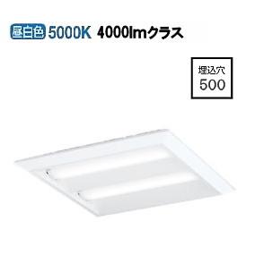 オーデリックLED直付埋込兼用型ベースライト非調光XL501016P1B