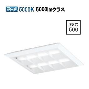 オーデリックLED直付埋込兼用型ベースライト非調光XL501054P2B