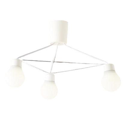 パナソニック シャンデリア 60形×3 電球色LGB57328WCE1
