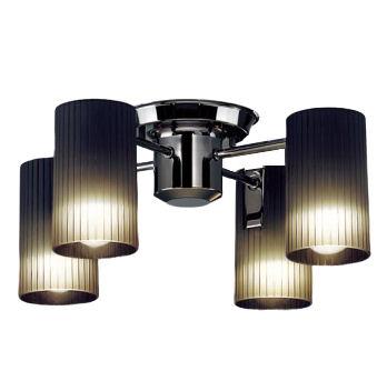 パナソニック LEDシャンデリア40形×4電球色LGB57451K