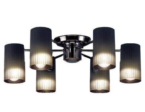パナソニック LEDシャンデリア40形×6電球色LGB57651K