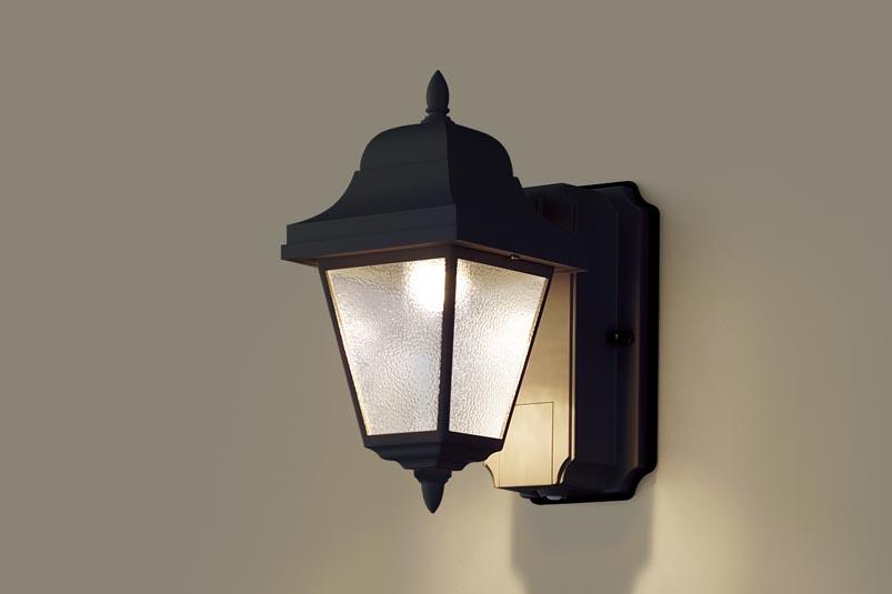 パナソニック LEDアウトドアブラケットLGWC80230LE1