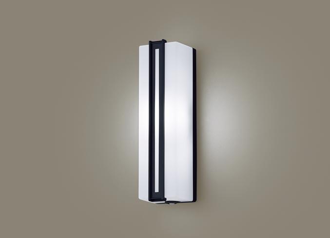 パナソニック LEDセンサ付ポーチライト 40形昼白色LGWC80433LE1