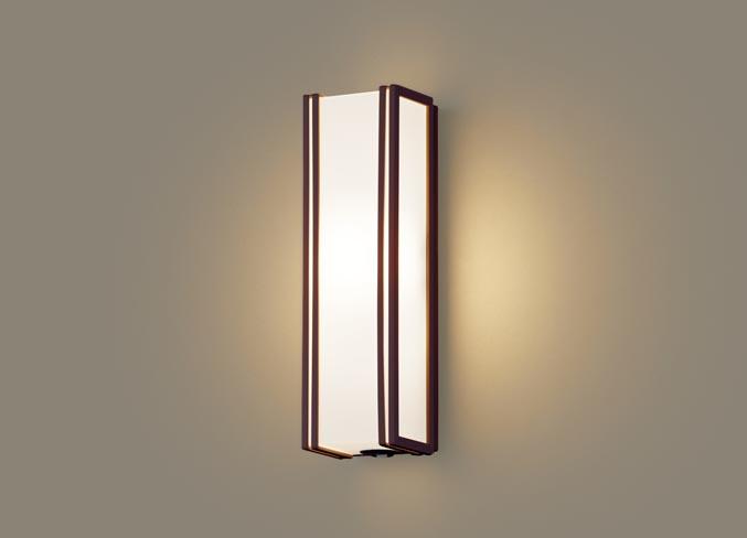パナソニック LEDセンサ付ポーチライト 40形電球色LGWC81403LE1