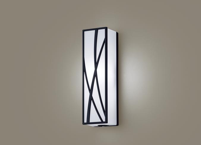 パナソニック LEDセンサ付ポーチライト 40形昼白色LGWC81427LE1