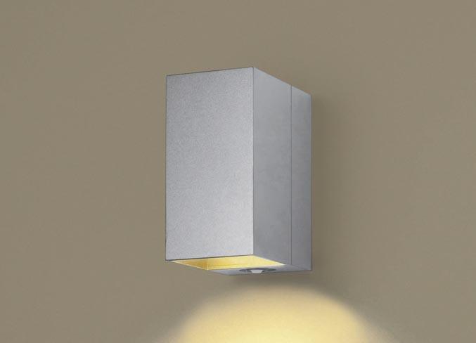 パナソニック センサ付LEDアウトドアブラケットLGWC81566SF