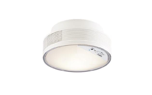 パナソニック LEDセンサ付シーリングライト 60形電球色ローゼット取付不可LGBC55105LE1