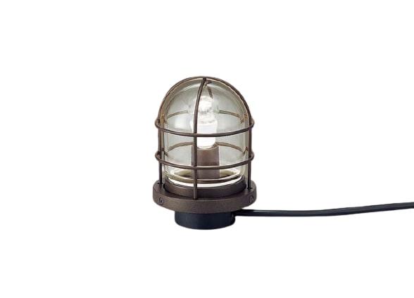 パナソニック ガーデンライト (電源プラグなし)25形×1 電球色LGW45934A
