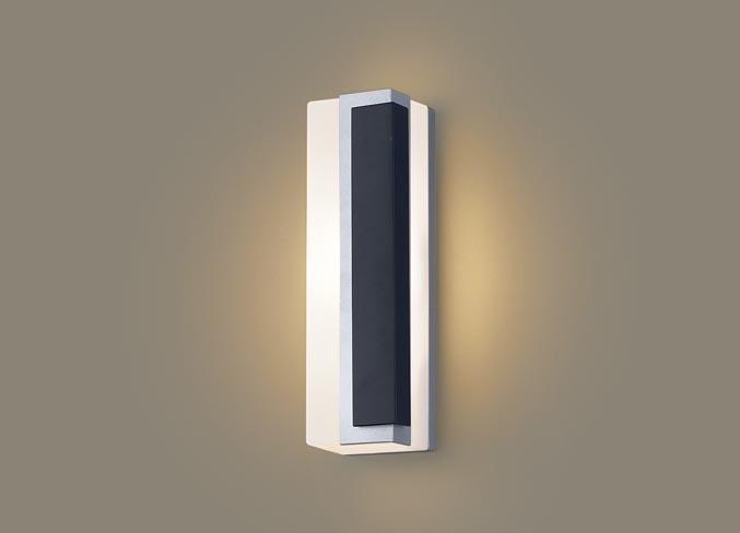 パナソニック LEDポーチライト 40形電球色LGW80446LE1
