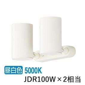 パナソニックLEDスポットライト100形X2集光昼白 LGS3320NLB1