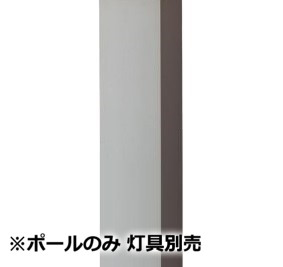 パナソニックエントランスライト用ポール灯具別売 HK25085Y