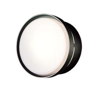 パナソニック LEDポーチライト(軒下用シーリング・アウトドアブラケット)LGW85020BF