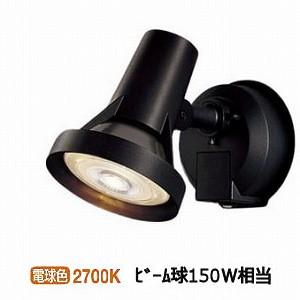 パナソニック LEDセンサ付アウトドアスポットLGWC40114