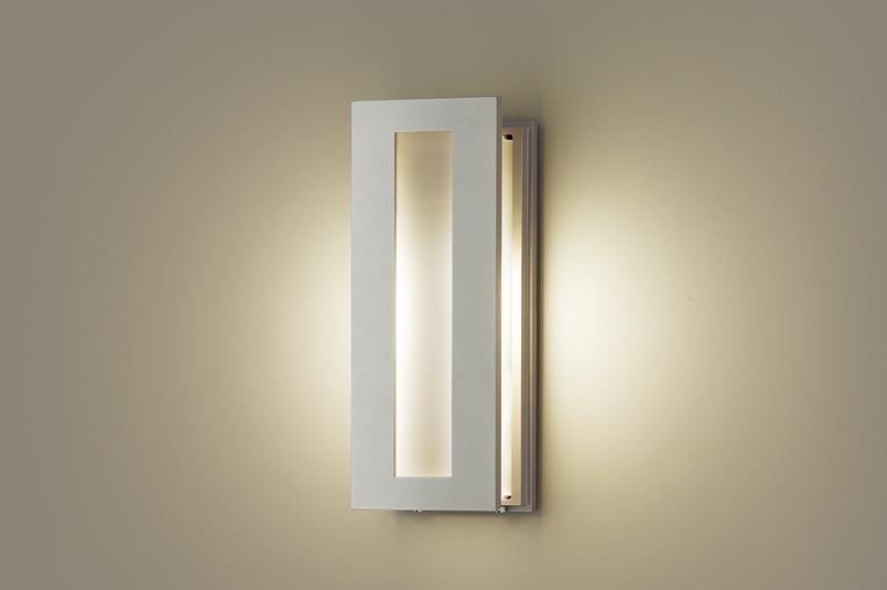 パナソニック LEDセンサ付アウトドアブラケットLGWC85075YF
