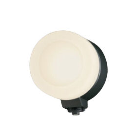 東芝ライテックLEDポーチ灯 ON/OFFセンサータイプ (ランプ別売)LEDB85905YKM