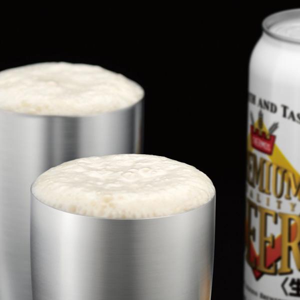 膳魔師JDA-600真空隔熱啤酒大玻璃杯啤酒玻璃杯/大玻璃杯/大啤酒杯/保冷/保溫