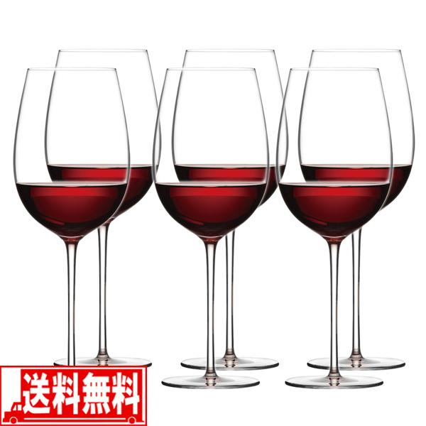 ワイングラス WINEX/HTT ボルドー 6脚セット 【smtb-F】 送料無料