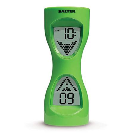 盐厨房计时器绿色