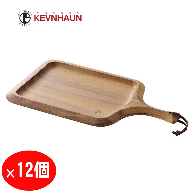 12個セット ケヴンハウン 木製 スクエアカッティングボード&ランチトレー KDS.166 アカシア おしゃれ 送料無料 まとめ買い