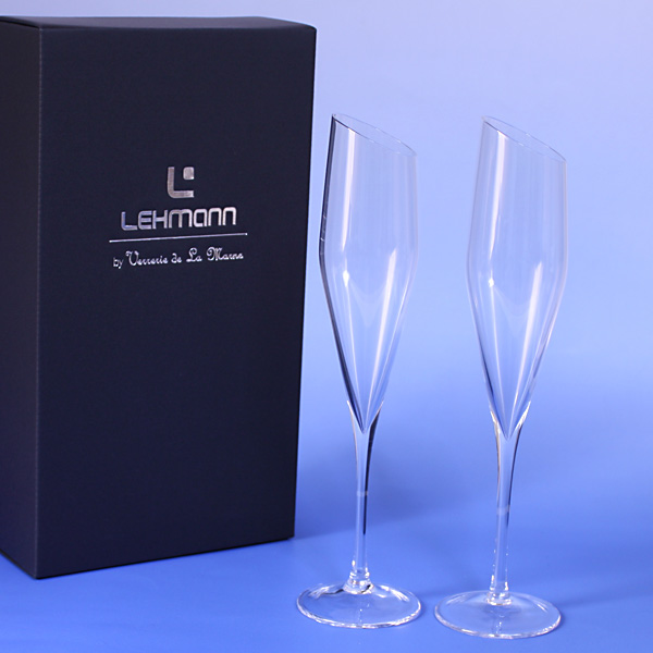 Champagne glass Lehmann was named for epher, ヴェンセンテス fs3gm
