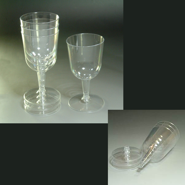 Sectional wineglass, 25 set fs3gm advantageous