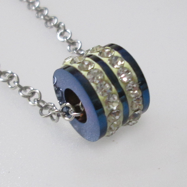 Pro doguya rakuten global market stainless steel pendant amp stainless steel pendant chain set zirconia ring serge cal stainless steel accessories mozeypictures Gallery