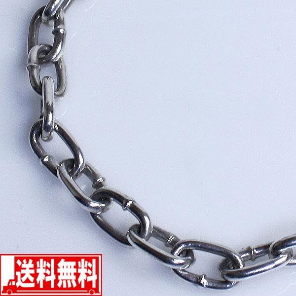 ハードチェーン 46cm メンズネックレス シルバー925【smtb-F】 ポイント10倍 送料無料