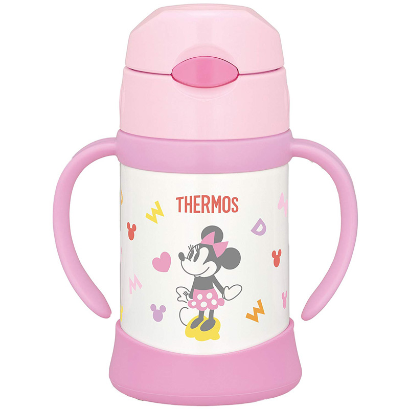 Pro Doguya Thermos Thermos Baby Vacuum Insulated Straw